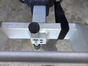 standard hitch lock
